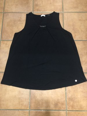 Gina Laura A Line Top black