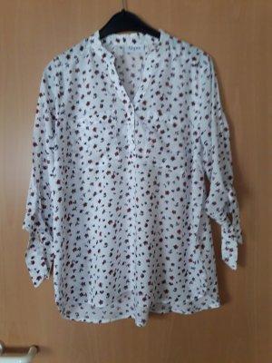 Gina : NEU :bunte Bluse,an Ärmel zum binden 38 fällt größer aus