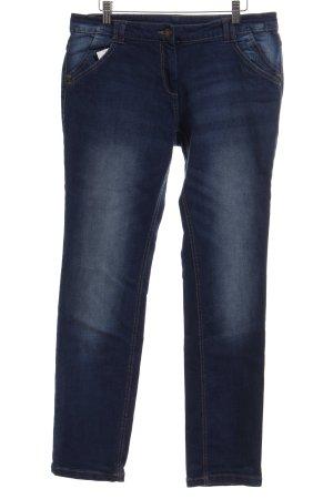 Gina Jeans slim fit blu stile casual