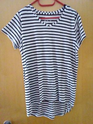 Gina Camiseta negro-gris claro
