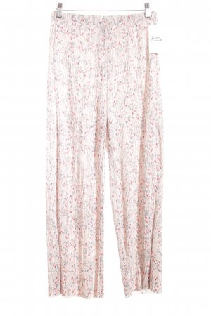 Gina Tricot 7/8-Hose florales Muster Street-Fashion-Look