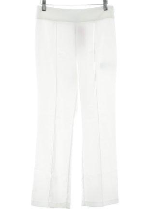 Gina Tricot Pantalon 7/8 blanc élégant