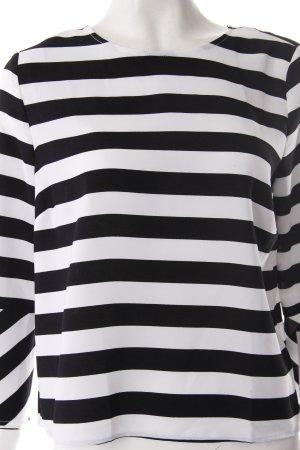 Gina Tricot Bluse mit Streifen