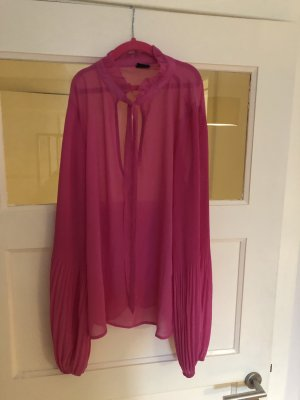 Gina Tricot Bluse Pink
