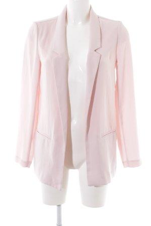 Gina Tricot Boyfriend-Blazer pink-wollweiß Business-Look