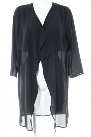 Gina Tricot Cardigan schwarz Casual-Look