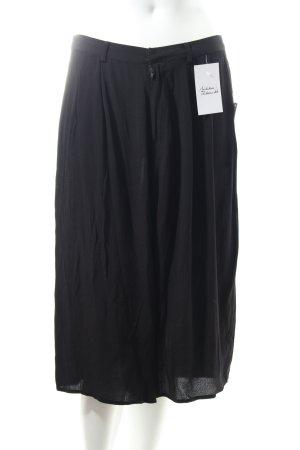 Gina Tricot Culottes schwarz klassischer Stil