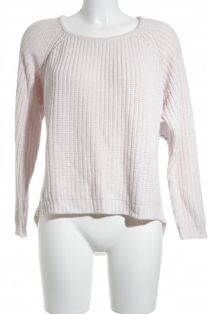 Gina Tricot Grobstrickpullover hellrosa-rosé Casual-Look