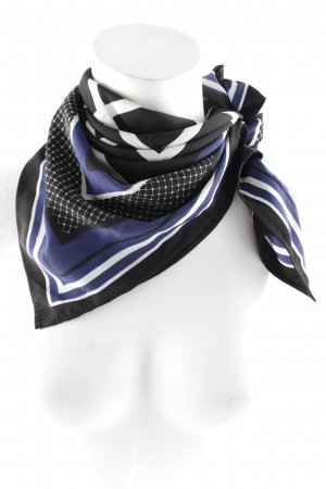 Gina Tricot Neckerchief check pattern elegant