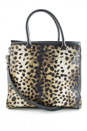 Gina Tricot Carry Bag leopard pattern casual look