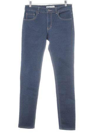 Gina Tricot High Waist Jeans dunkelblau Casual-Look