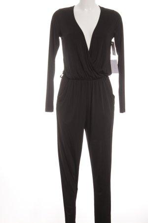 Gina Tricot Jumpsuit schwarz Elegant