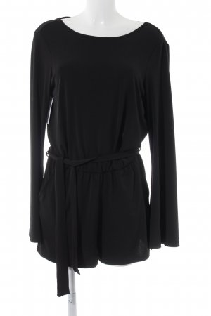 Gina Tricot Jumpsuit schwarz klassischer Stil