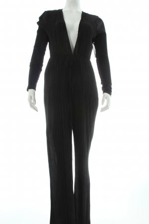 Gina Tricot Jumpsuit schwarz Party-Look