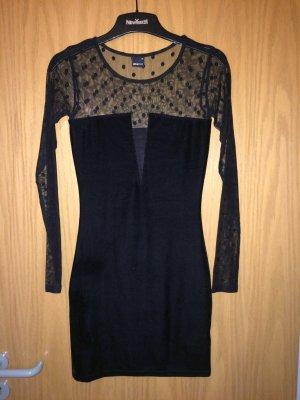 Gina Tricot Kleid schwarz