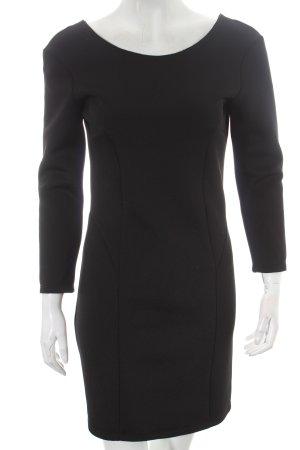 Gina Tricot Kleid schwarz Casual-Look