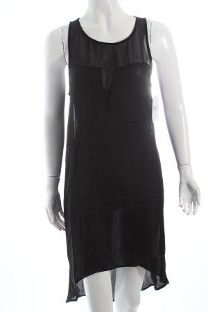 Gina Tricot Kleid schwarz klassischer Stil