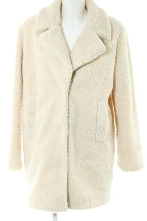 Gina Tricot Fake Fur Coat cream elegant
