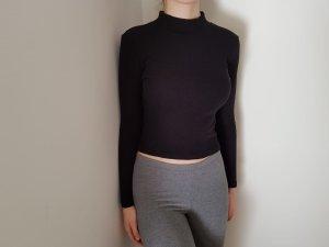 GINA TRICOT kurzer Turtleneck-Pullover in Größe S