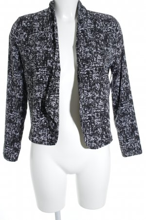 Gina Tricot Kurzjacke abstraktes Muster Business-Look