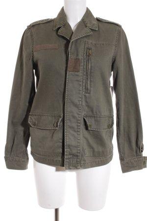 Gina Tricot Militaryjacke khaki Street-Fashion-Look