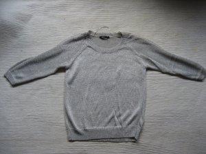 gina tricot pulli silber gr. s 36 neuwertig
