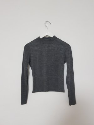 Gina Tricot Pullover Shirt Anthrazit