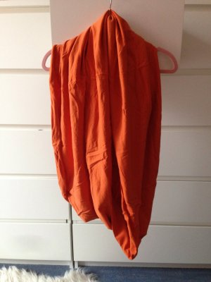 Gina Tricot Tube Scarf orange