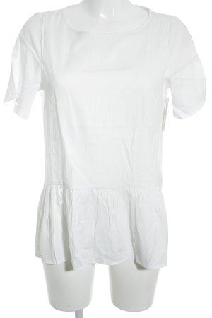 "Gina Tricot Slip-over blouse ""Klara Blouse"" wit"