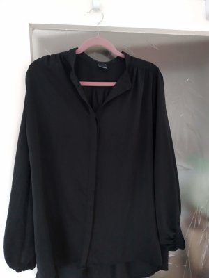 Gina tricot schwarze Bluse Tunika