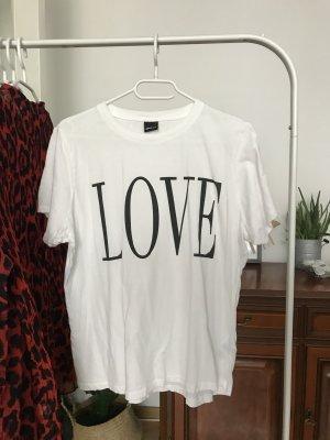 Gina Tricot Shirt LOVE