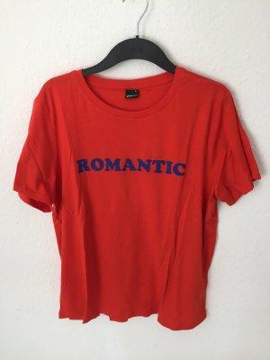 Gina Tricot Shirt Rot