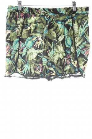 Gina Tricot Shorts estampado floral Estilo playero 096f30641155