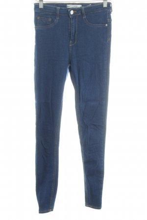 Gina Tricot Skinny Jeans blau Casual-Look