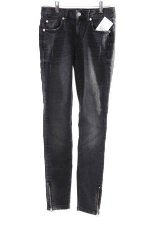 "Gina Tricot Skinny Jeans ""Kristen"" schwarz"