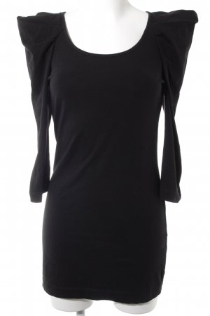 Gina Tricot Stretch Dress black casual look