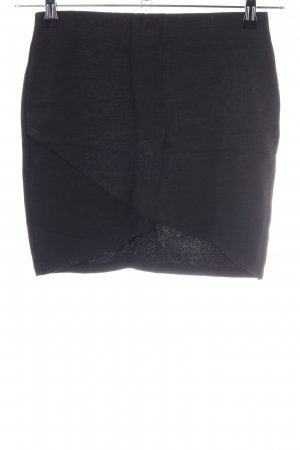 Gina Tricot Stretch Skirt black casual look