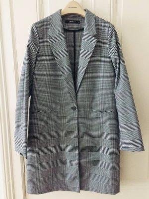 Gina Tricot strukturierter Long Blazer/Mantel Gr. 36