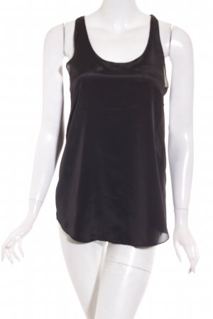 Gina Tricot Tanktop schwarz Casual-Look