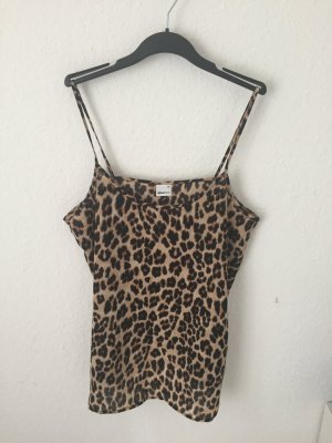Gina Tricot Top Leopardenmuster