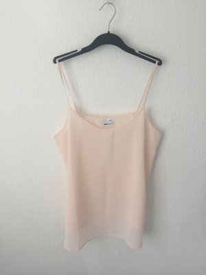 Gina Tricot Top Rosa transparent