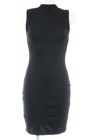 Gina Tricot Trägerkleid schwarz Casual-Look