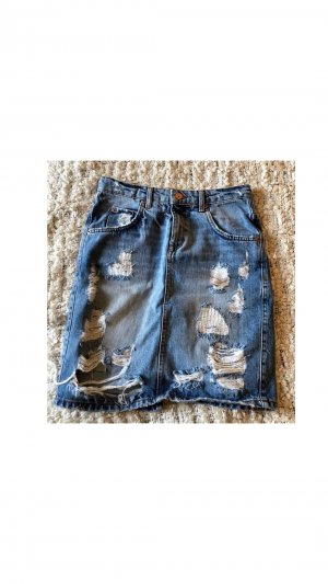 Gina Tricot Usedlook Jeansrock