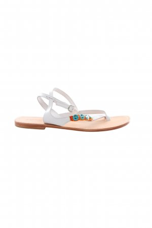 Ginger & Glory sandals with peace sign