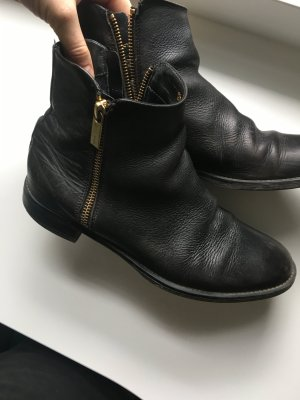 Gino Rossi Echtleder Chelsea Boots used look