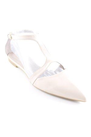 Gino Rossi Mary Jane Ballerinas nude Elegant