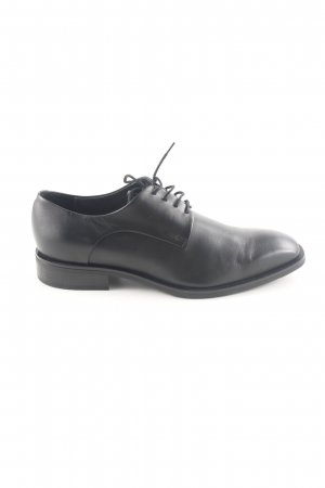 Gino Rossi Chaussure Oxford noir style d'affaires
