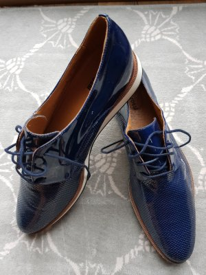 Gino Rossi Business Shoes blue