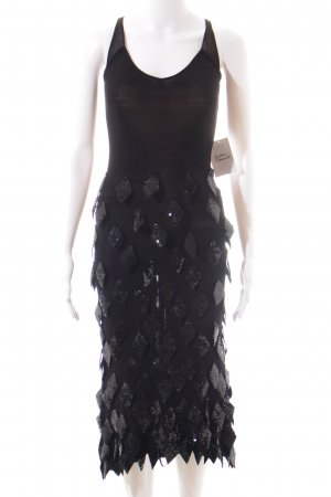 Giorgio  Armani Abendkleid schwarz Party-Look