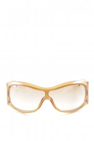 Giorgio  Armani Glasses light orange extravagant style